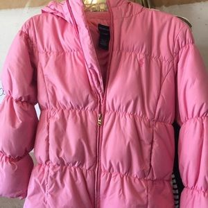 Ralph Lauren down jacket with hood